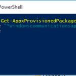 Corrección: Error 0x80048bf5 en la aplicación Windows 10 Mail