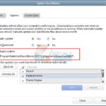 Cómo arreglar el código de error de QuickBooks $002780029c4a$0027 en Windows 10