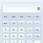 Corrección: Necesitarás una nueva aplicación para abrir esta calculadora