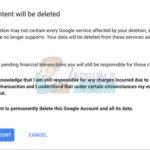 Cómo: Eliminar la cuenta de YouTube
