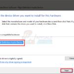 Arreglar: El dispositivo está siendo usado por otra aplicación (HDMI)