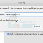 """Arreglar: Apple Mail y BT Internet """"No enviarán correos electrónicos"""""""
