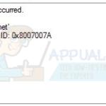 FIX: Error de Windows Live Mail 0x8007007A al enviar correos electrónicos