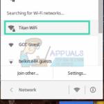 Priorizar las redes Wifi preferidas en Chrome