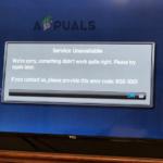Arreglar: Código de error RGE-1001 mientras se usa la aplicación Spectrum
