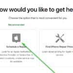 Reservar una cita con Genius Bar en Apple en tu iPhone o iPad