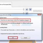 Arreglar: Los auriculares y altavoces de Realtek HD Audio Manager se muestran como el mismo dispositivo