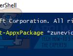 Corrección: la caché de la tienda de Windows puede estar dañada en Windows 10