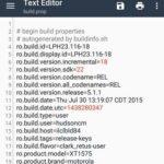 Cómo editar el Build.Prop de Android con ajustes esenciales