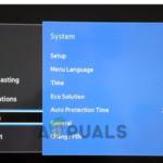 Arreglar: La aplicación de Youtube no se lanza en Samsung TV