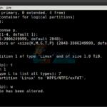 Cómo formatear un disco como exFAT en Linux