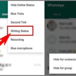 Ocultar el $0027Estado en línea$0027 en WhatsApp [Aplicaciones en funcionamiento]