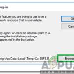 ¿Cómo arreglar el error de icawebwrapper.msi mientras se lanza una aplicación desde el portal web?