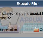 Cómo hacer un programa ejecutable desde cualquier lugar en Linux