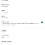 Cómo mostrarse fuera de línea en WhatsApp [Ocultar en línea]