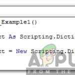 ¿Cómo arreglar el error de $0027Subscript Out of Range$0027 en Visual Basic para aplicaciones?