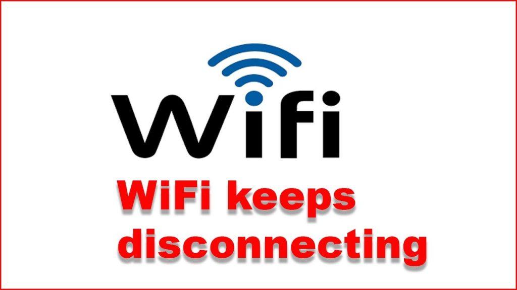 Laptop Wifi Disconnecting