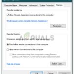 Arreglar: Este ordenador no puede conectarse al ordenador remoto