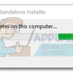 Corrección: Error de instalación de Windows 0x80070017
