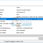 Arreglar: Error de la pantalla azul 0x00000116