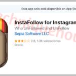 Comprueba si alguien te sigue en Instagram [Follow-BACK]