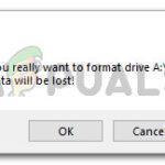 Arreglar: Error del Servicio de Disco Virtual el tamaño del volumen es demasiado grande