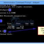 "FIX: Pasos para arreglar la tarjeta SD de ""Windows no pudo formatear""."