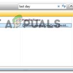 Corrección: La acción no puede ser completada porque el archivo está abierto en el Explorador de Windows