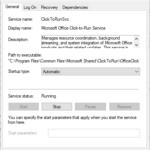 Resolver el código de error 30068-39 al instalar Microsoft Office