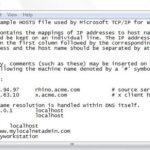 Cómo editar el archivo de hosts en Windows 7/8 y 10