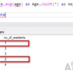 Cómo corregir el error $0027La columna es inválida en la lista de selección porque no está contenida ni en una función agregada ni en la cláusula GROUP BY$0027.