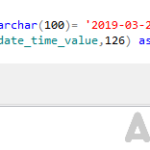 """¿Cómo arreglar el error de """"Conversión fallida al convertir la fecha y/o la hora de la cadena de caracteres""""?"""