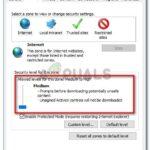 Arreglo: La identidad de este sitio web o la integridad de esta conexión no puede ser verificada