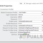 Cómo administrar las configuraciones de red utilizando el Administrador de configuración de red