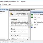 Arreglar: Reajuste su procesador de seguridad para arreglar los problemas de funcionalidad