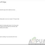 ¿Cómo corregir el error crítico de Microsoft Edge?