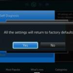 Cómo restablecer la configuración de fábrica del televisor inteligente de Samsung