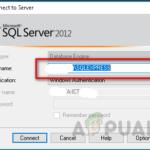 """¿Cómo arreglar el error """"Un error relacionado con la red o específico de una instancia ocurrió mientras se establecía una conexión con el servidor SQL""""?"""