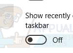 Cómo arreglar una barra de tareas congelada de Windows 10
