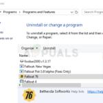 Arreglar: Fallout 76 atascado en la pantalla de carga