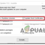 ¿Cómo corregir el error de actualización de Windows 10 C8000266?