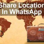 Cómo usar la ubicación compartida de WhatsApp con familiares y amigos