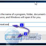 Cómo arreglar el error 0xc0EA000A al descargar aplicaciones